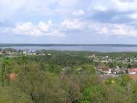 Panoramablick von der BIORAMA Aussichtsplattform