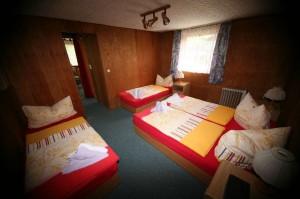 Ferienhaus 1 - Schlafzimmer
